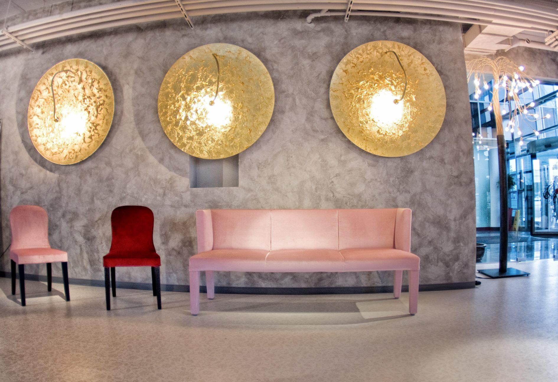Design interior, amenajari interioare - showroom - Eclectarte