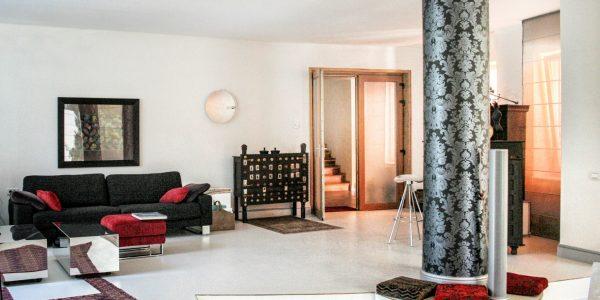Proiect amenajari interioare, design interior - locuinta privata Eclectarte