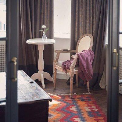Proiect design interior aparteamnet centrul istoric Bucuresti realizat de echipa Eclectarte