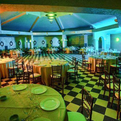 Proiect La Seratta Ballrom - design interior realizat de echipa Eclectarte