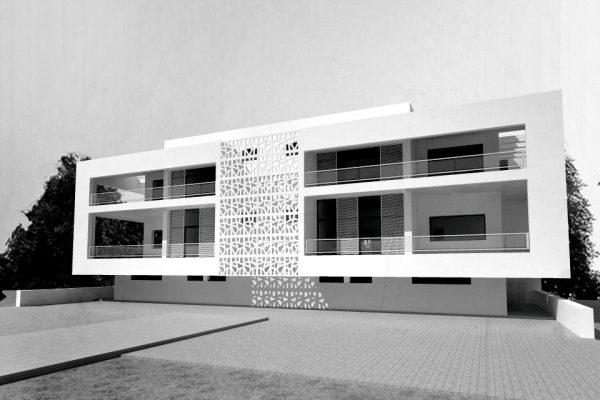 Proiect arhitectura locuinta privata Corbeanca, realizat de echipa Eclectarte