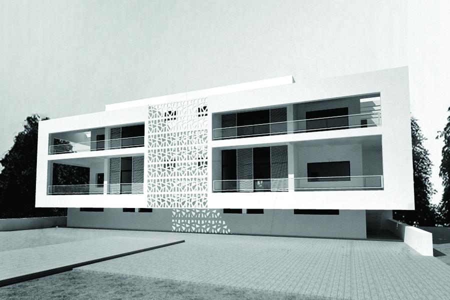 Proiect arhitectura locuinta privata