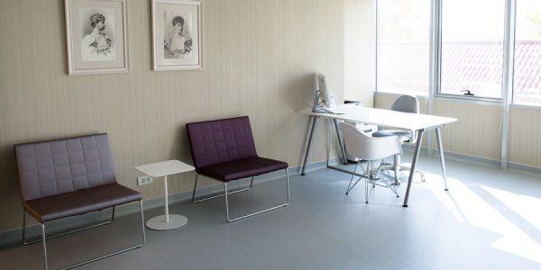 Proiect amenajari interioare clinica medicala Regina Maria realizat de echipa Eclectarte