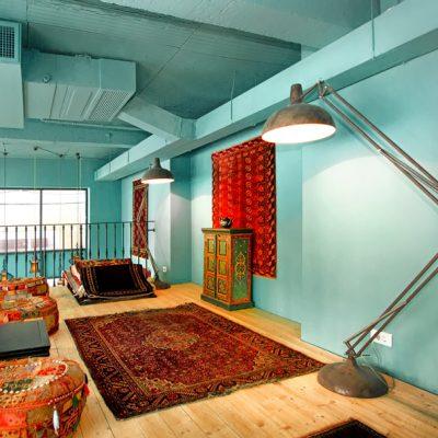 Proiect amenagari interioare cafenea realizat de echipa Eclectarte