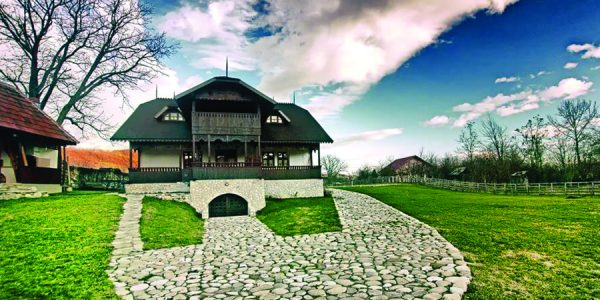 proiect arhitectura casa taraneasca